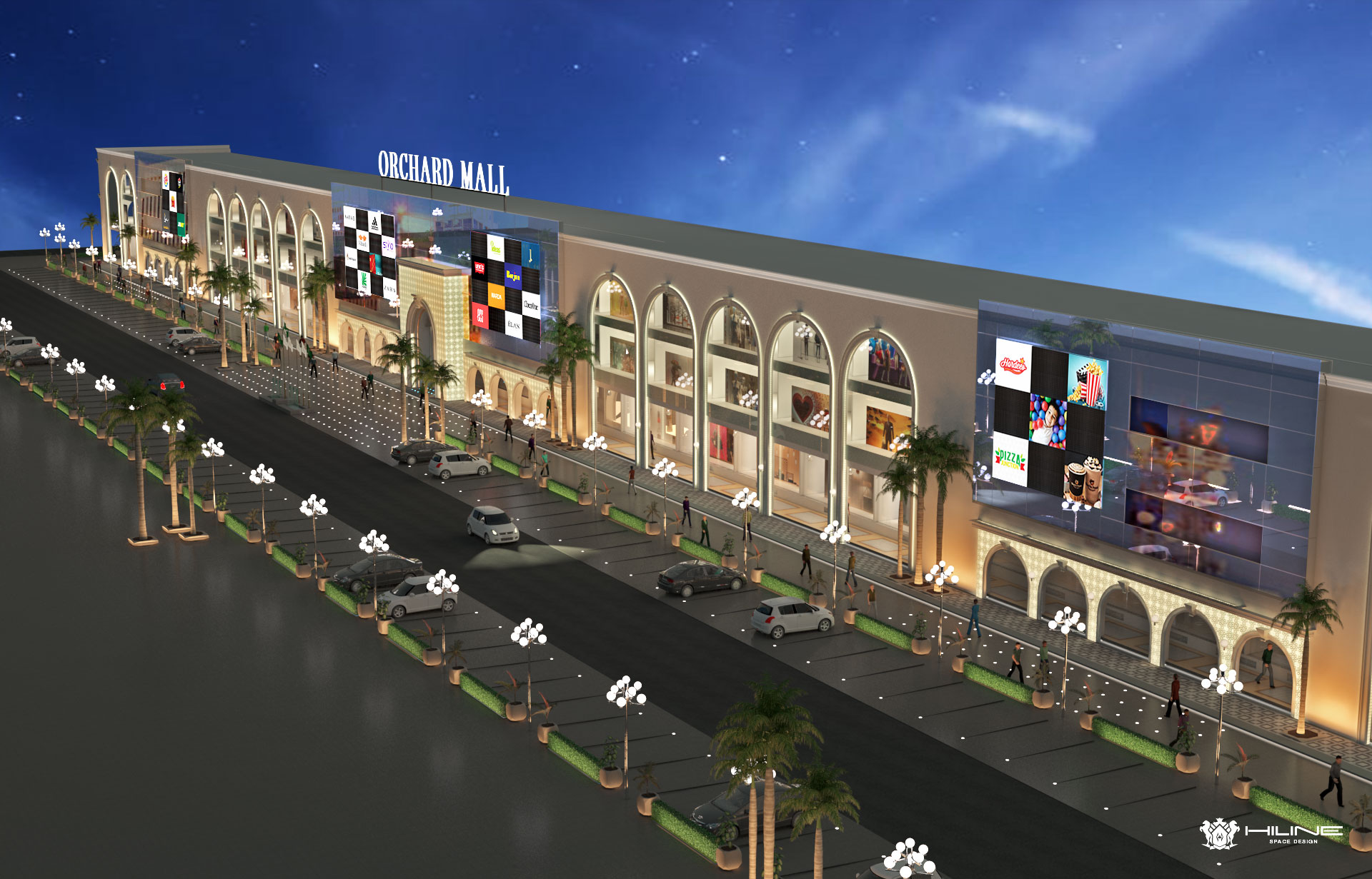 Orchard Mall Bahria Orchard